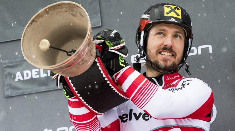 Avec ses huit victoires au classement général de la Coupe du monde, Marcel Hirscher est entré dans la légende du ski alpin.