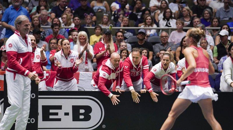 L'équipe de Suisse devra battre le Canada pour jouer le tournoi final.