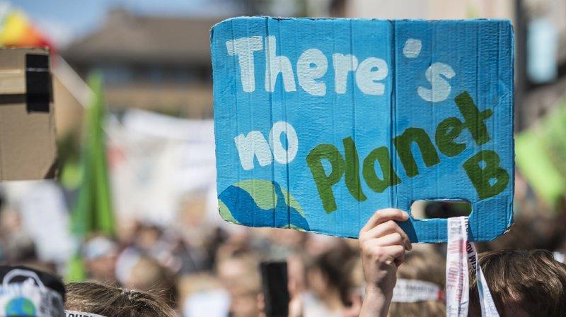 Climat: le Conseil fédéral revoit ses ambitions à la hausse
