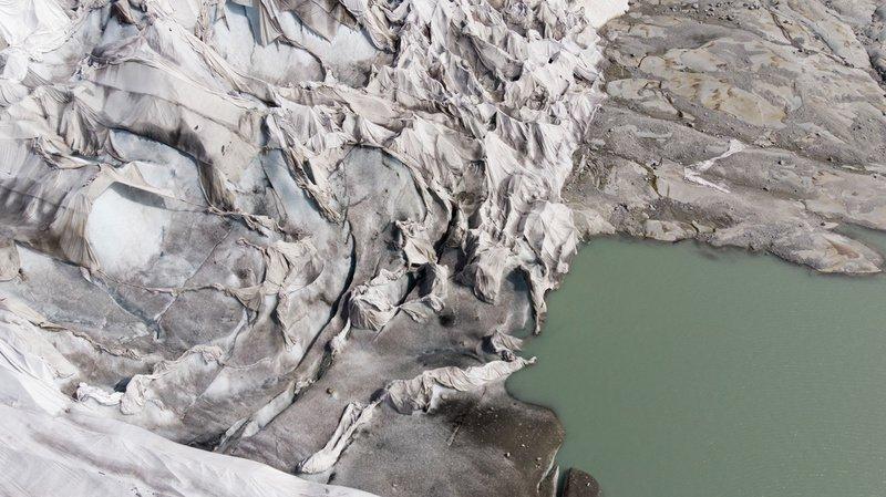 L'initiative pour les glaciers a déjà récolté plus de 120'000 signatures