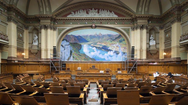 Fédérales 2019: depuis 2015, le PLR et l'UDC ont majoritairement voté «à l'encontre des sujets écologiques»