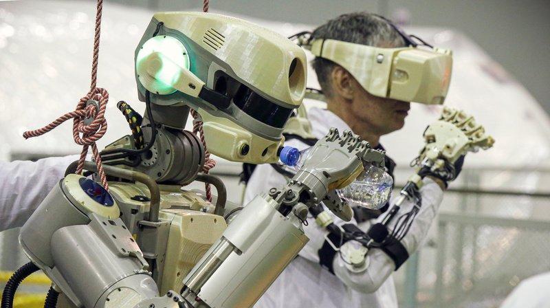 Une fois arrivé à bord de l'ISS, le robot effectuera différentes tâches sous la supervision d'un cosmonaute russe.