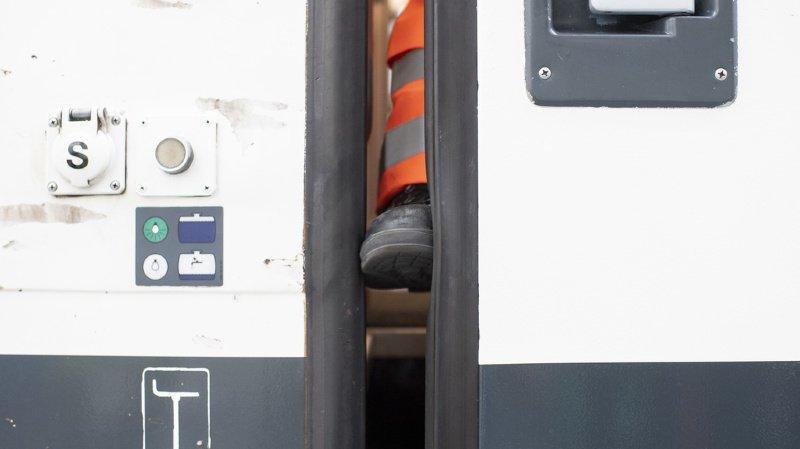 Le problème de la protection anti-pincement des portes de trains CFF n'est pas nouveau.