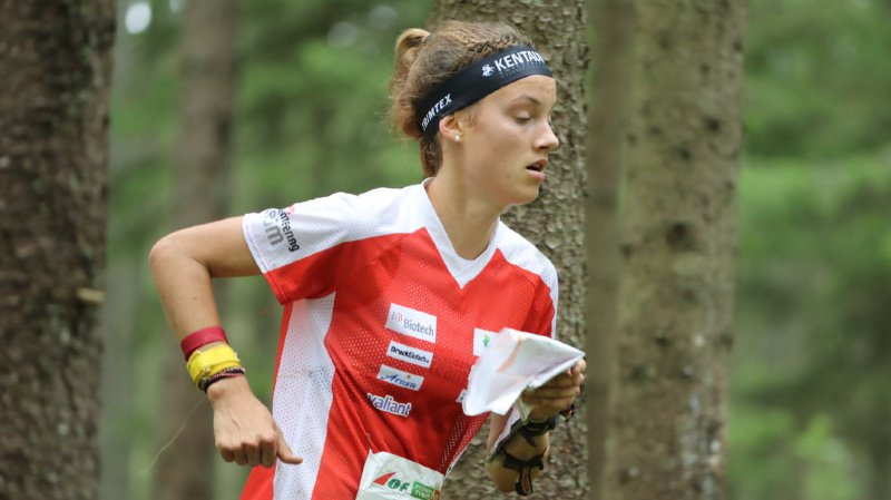 Course d'orientation - Mondiaux de Norvège: Simona Aebersold en argent sur la distance moyenne
