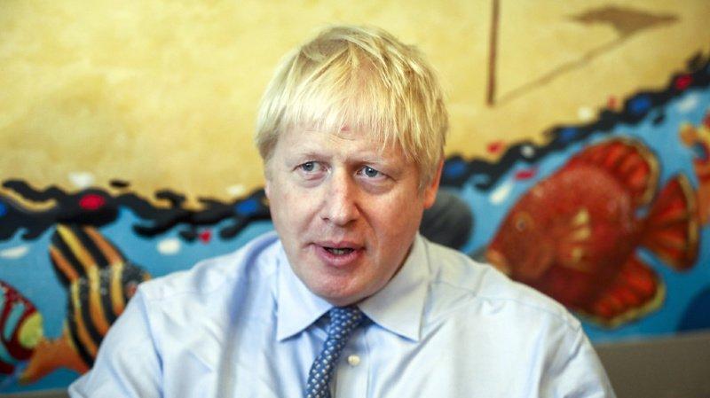 """Boris Johnson a promis de protéger les droits des citoyens européens installés au Royaume-Uni à pouvoir continuer à vivre dans le pays, même en cas de """"no deal""""."""