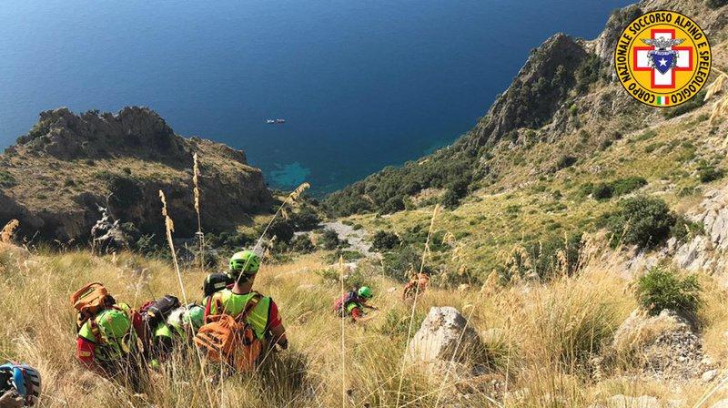 Italie: le randonneur français retrouvé mort serait décédé peu après sa chute