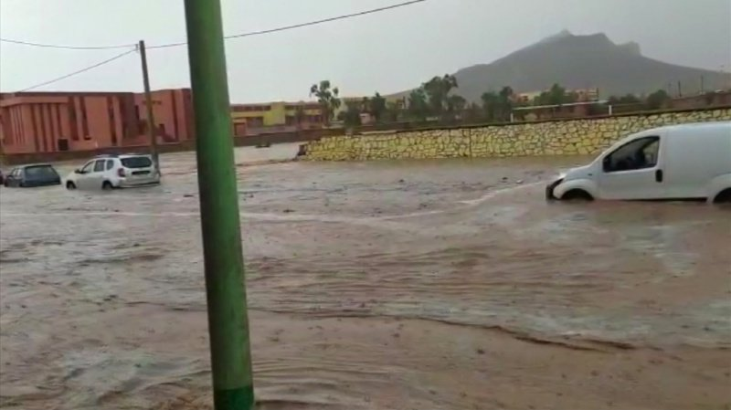 Maroc: au moins onze morts dans un accident de bus suite à des inondations