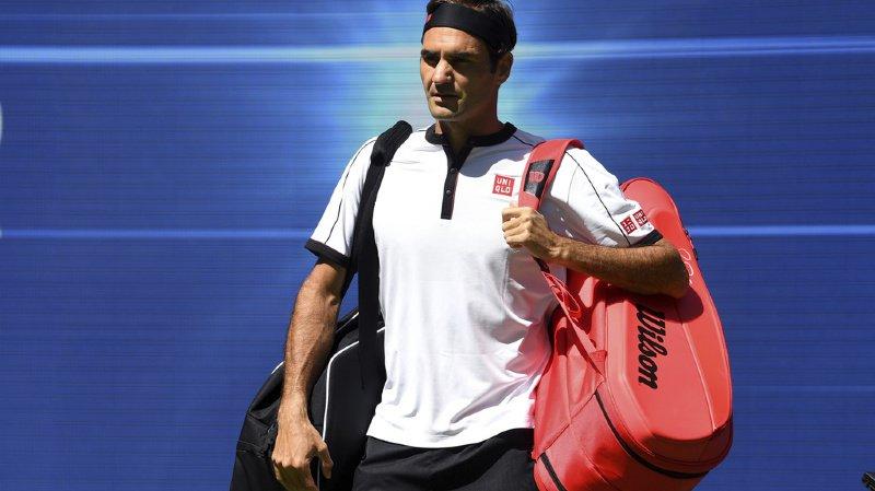 Tennis – US Open: Roger Federer envisage de continuer à jouer à 40 ans