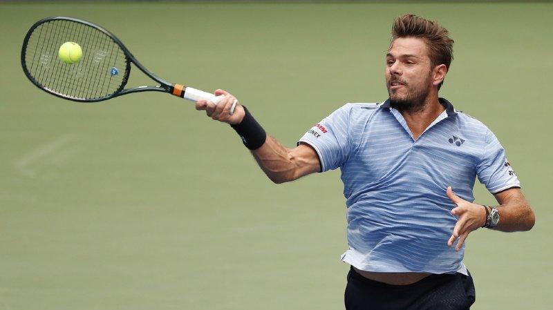 Tennis – US Open: Stan Wawrinka passe en 8es de finale après trois sets disputés
