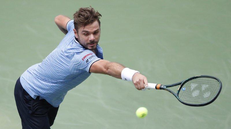 Stan Wawrinka pourrait affronter son compatriote Roger Federer en demi-finale de l'US Open.