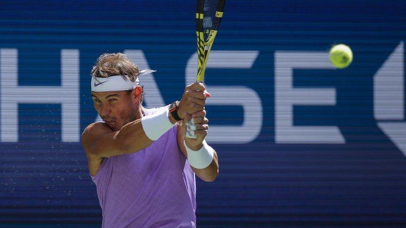Tennis – US Open: Nadal, en pilotage automatique, et Bencic, par forfait, ont otenu leur ticket pour les 8es de finale