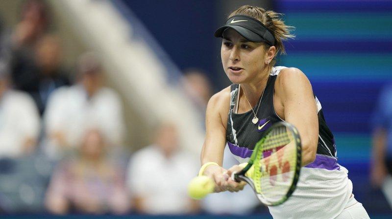 Tennis – US Open: pas de night session pour Belinda Bencic qui jouera à midi