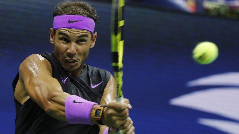 Nadal a laissé une impression en demi-teinte face à Diego Schwartzman.