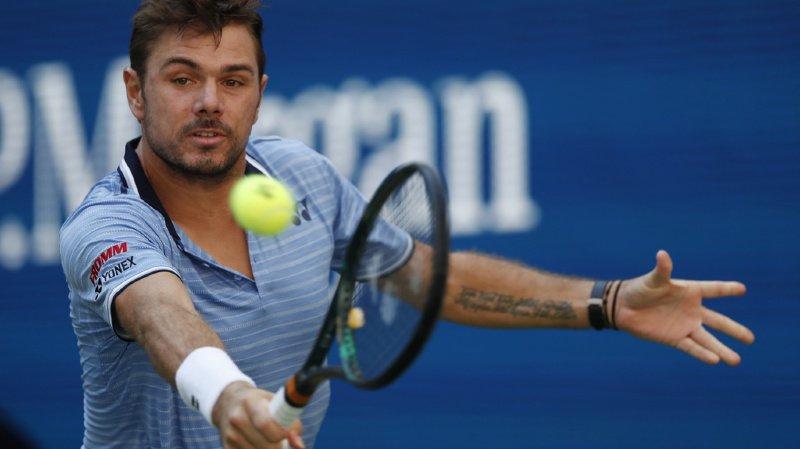 Tennis – US Open: Wawrinka éliminé en quart de finale par le Russe Daniil Medvedev