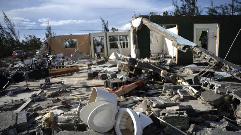 Intempéries: le bilan de l'ouragan Dorian monte à 20 morts aux Bahamas