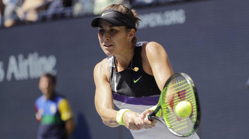 Tennis – US Open: Belinda Bencic éliminée en demi-finale par Bianca Andreescu