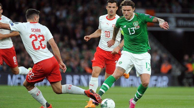 Football - Euro 2020: match nul 1 à 1 entre la Suisse et l'Irlande