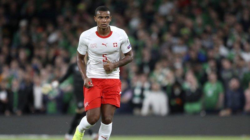 Football – Euro 2020: blessé à la cheville, Manuel Akanji forfait face à Gibraltar