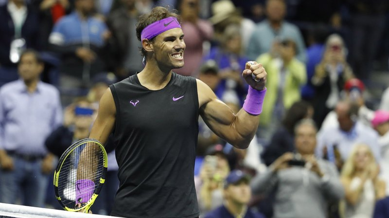 Tennis – US Open: une finaleNadal- Medvedev