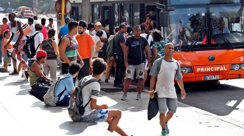 Cuba: puni par les Etats-Unis, le pays est touché par une pénurie d'essence