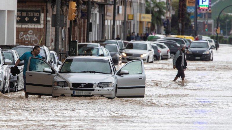 Espagne: les pluies torrentielles font au moins quatre morts dans le sud-est du pays