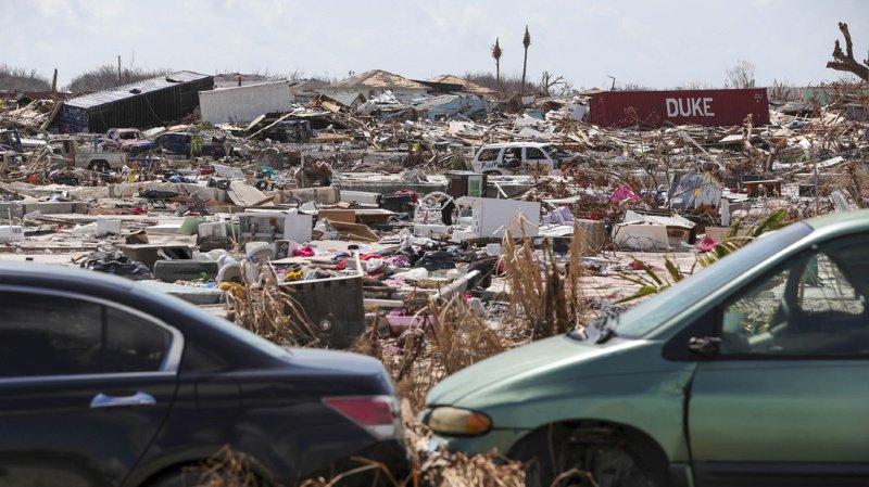 Bahamas: après l'ouragan Dorian, une nouvelle tempête menace les Caraïbes