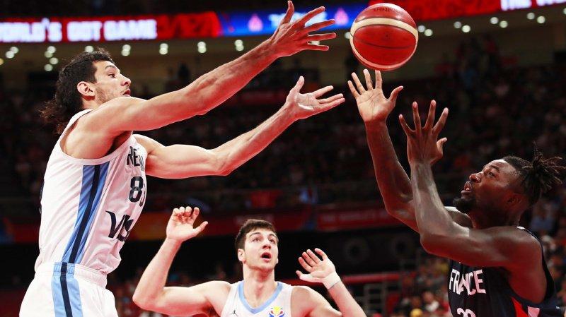 L'Espagne en finale après sa difficile victoire contre l'Australie — Mondial de basket