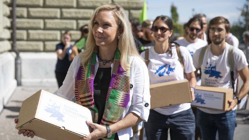 Alimentation: l'initiative contre l'élevage intensif en Suisse a été déposée