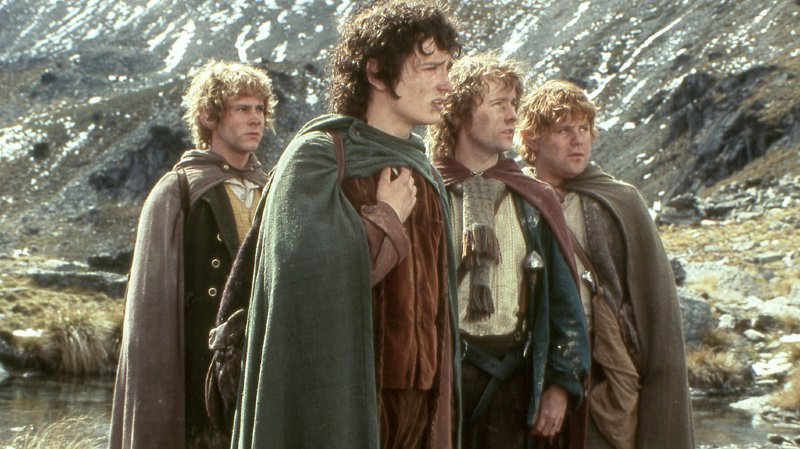 La trilogie de Peter Jackson avait aussi été tournée en Nouvelle-Zélande.