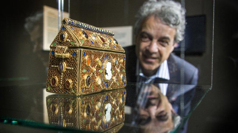 L'art en balade: une double exposition pour réhabiliter le Haut Moyen Âge