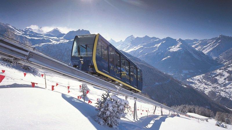 L'exercice 2018-2019 de la société du Funiculaire St-Luc – Chandolin est le meilleur de ces dix dernières années. La société voit le nombre de ses journées-skieurs repartir à la hausse, et enregistre un chiffre d'affaires historique de 8.6 millions de francs.