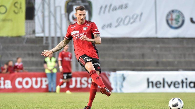 Foot: deux derbys valaisans en 2e ligue inter