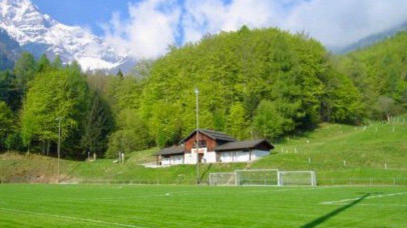 100 ans de l'AVF: le FC Vérossaz plus fort que les champignons [49/50]