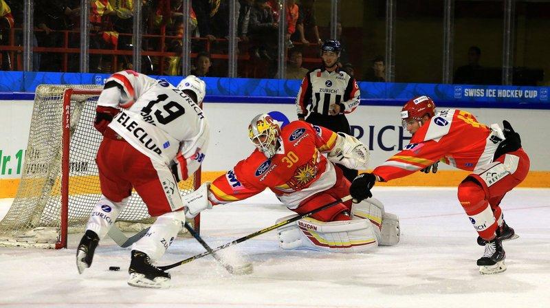Hockey: Sierre a fait bien mieux que se défendre face à Lausanne