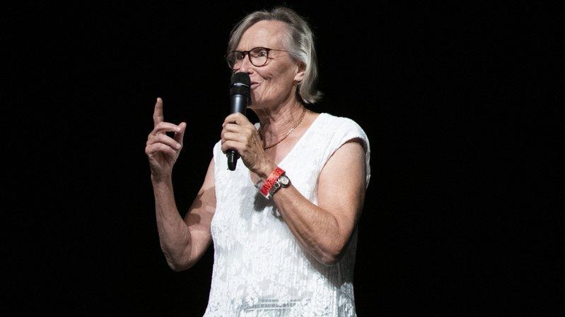 100 ans de l'AVF: entre émotions et joie, Madeleine Boll veut poursuivre le combat