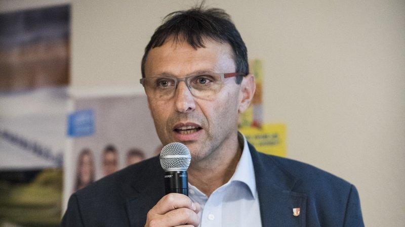 Le constituant UDC Bruno Perroud démissionne