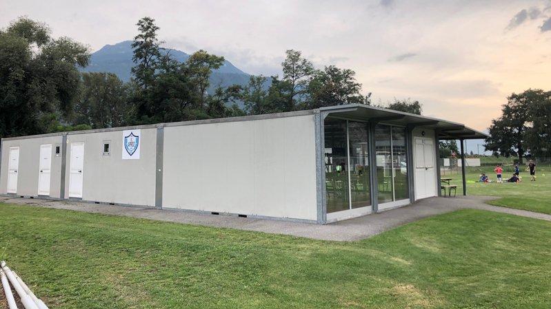 100 ans de l'AVF: le FC Aproz plus fort que les flammes [2/53]