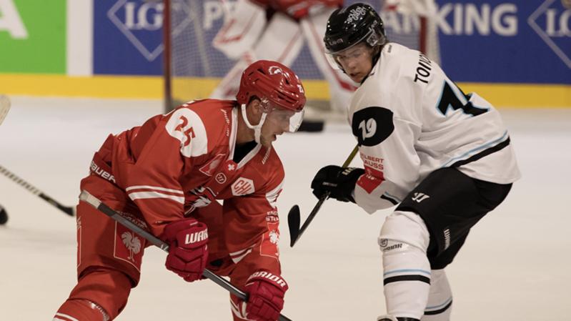 Hockey sur glace: un 3e succès d'affilée en Champions League pour le LHC