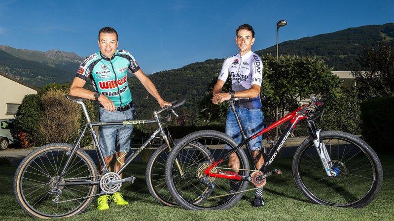 VTT: en trente ans, les vélos du Grand Raid sont devenus quasi méconnaissables