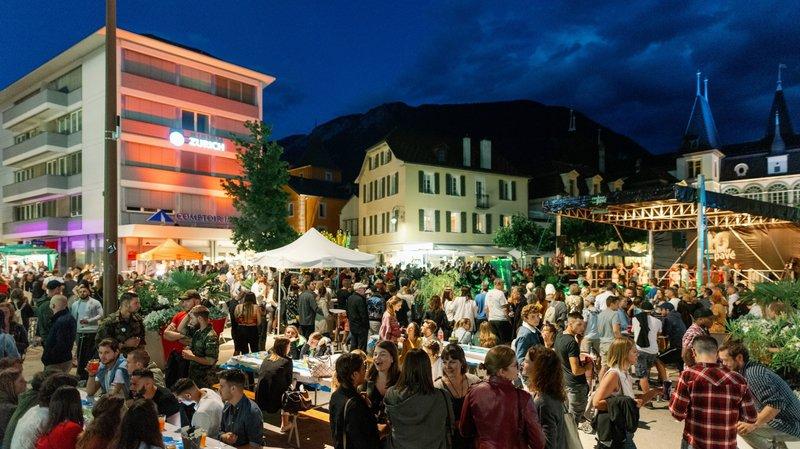 Avec 16 000 visiteurs en l'espace de sept soirées, la 10e édition de Couleur Pavé se clôt sur un record de fréquentation.