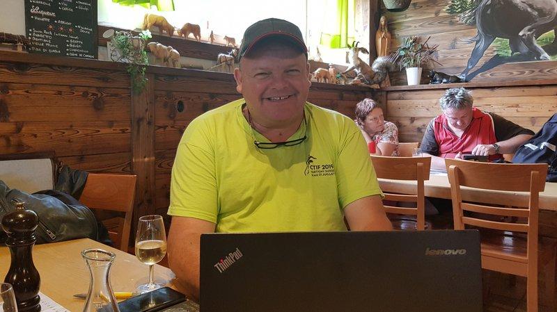 Fédérales 2019: Eddy Baillifard dévoile son smartvote