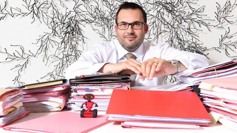 Affaire Joël Rossier: le préposé cantonal à la protection des données exige de recevoir des documents