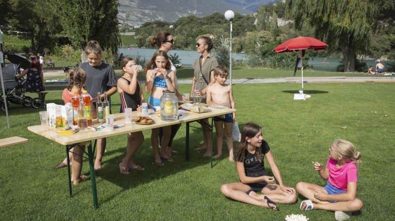 La jeunesse pour rapprocher les deux parties linguistiques du Valais