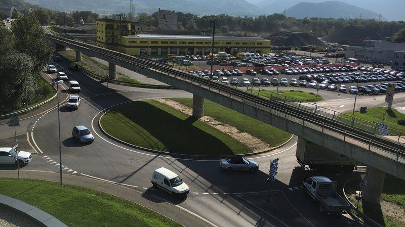 Les travaux de transformation de ce giratoire débute le 3 septembre.
