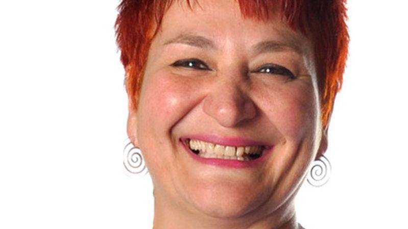 Jacqueline Lavanchy se lance dans la course au Conseil des Etats.