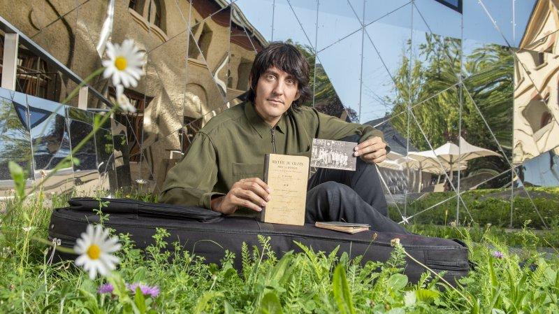 Avec le projet «Glaneurs», Marc Aymon lance une moisson de patrimoine inédite