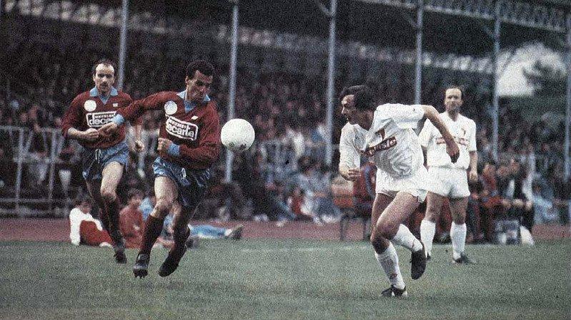 100 ans de l'AVF: quand le Martigny-Sports recevait le FC Sion devant 8233 spectateurs [28/53]