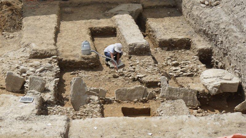 Musée d'archéologie: réponse nuancée du Gouvernement valaisan