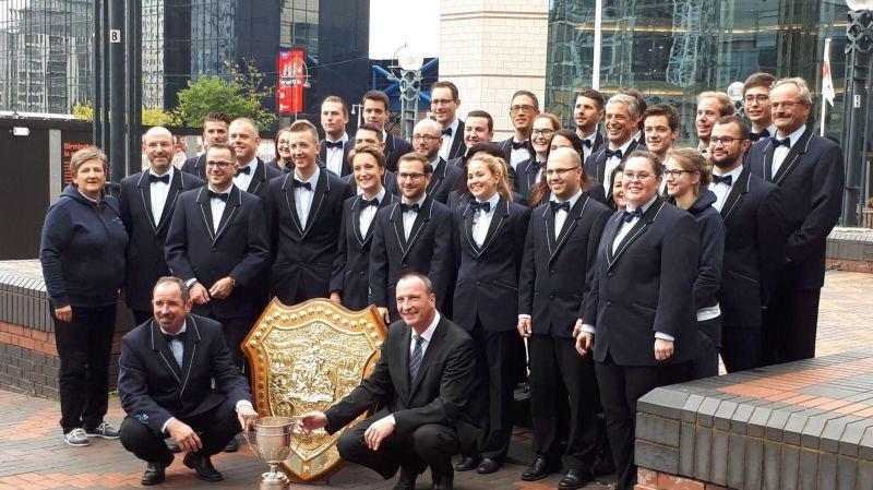 British Open: 12e rang final pour le Valaisia Brass Band