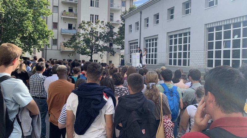 Valais: première journée consacrée au climat pour les étudiants